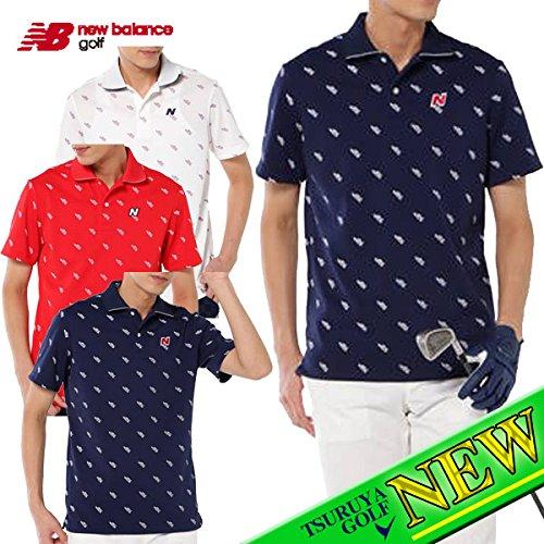 new balance ニューバランス 半袖ポロシャツ 8160010