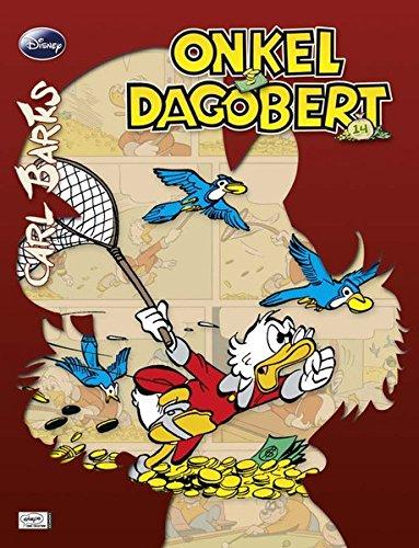 Barks Onkel Dagobert 14 Gebundenes Buch – 9. August 2012 Carl Barks Erika Fuchs Egmont Comic Collection 3770435583