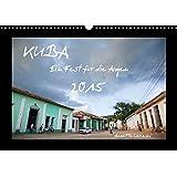 Kuba (Wandkalender 2015 DIN A3 quer): Ein Fest für die Augen (Monatskalender, 14 Seiten)