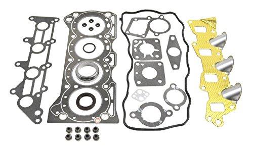 (ITM Engine Components 09-11406 Cylinder Head Gasket Set for 1995-1997 Suzuki/Geo 1.3L L4, Swift/Metro)