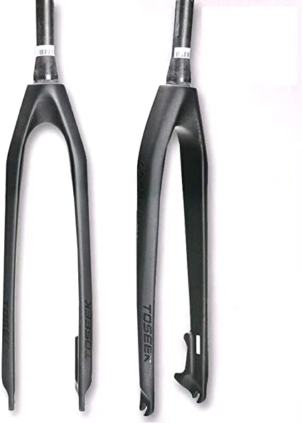 "29ER Carbon Fiber Mountain Bike Fork 1-1//8/""Tapered 3K MTB Bicycle Carbon FORK"