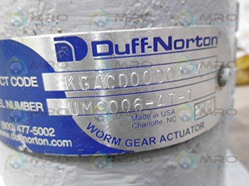 DUFF-NORTON UM9006-47-1 KGACD00D047XNEW NO BOX