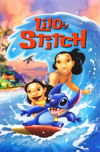 Image result for lilo and stitch movie poster