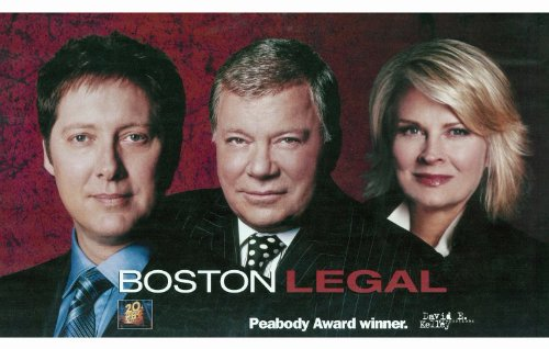 Click for larger image of Boston Legal