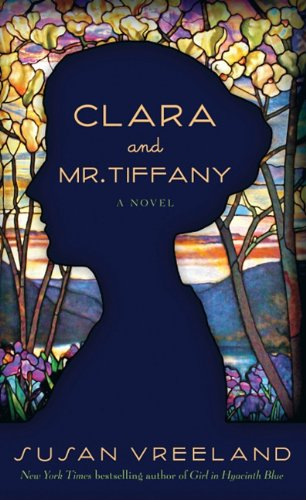 Clara and Mr. Tiffany (Thorndike Press Large Print Basic) (Print Susan Glass)