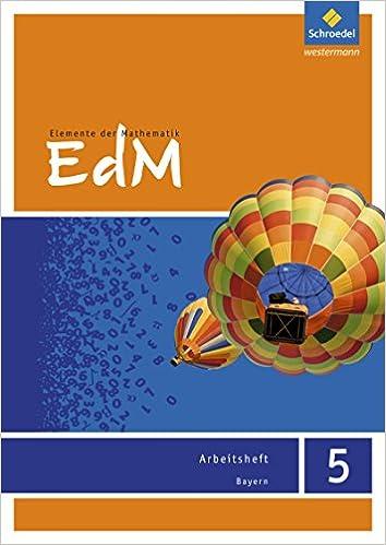 Elemente der Mathematik 5 – Arbeitsheft