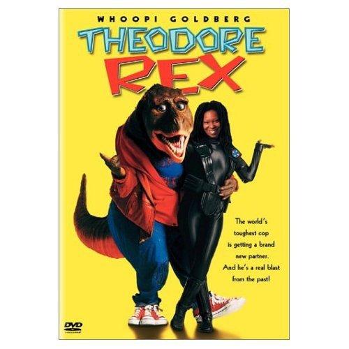- Theodore Rex (DVD)