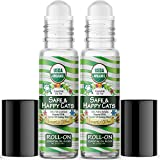 Essential Oil for Safe & Happy Cats (USDA Organic - 100% Pure) Unique Blend of Essential Oils Recomended by Aromatherapists for Aromatherapy - 10ml