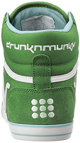 Drunknmunky sneaker Boston classic 118 green/mineral nr.38