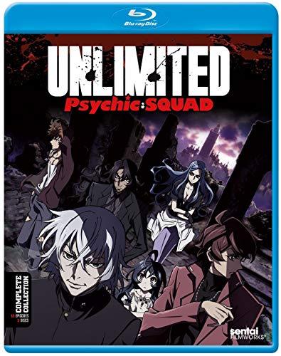 Unlimited Psychic Squad [Blu-ray] (Zettai Karen Children The Unlimited Hyoubu Kyousuke)