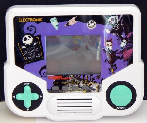 Nightmare Before Christmas ~ Handheld Electronic Game
