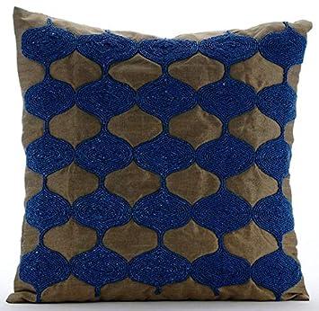 Amazon.com: Diseñador cubierta de almohadas fundas de cojín ...