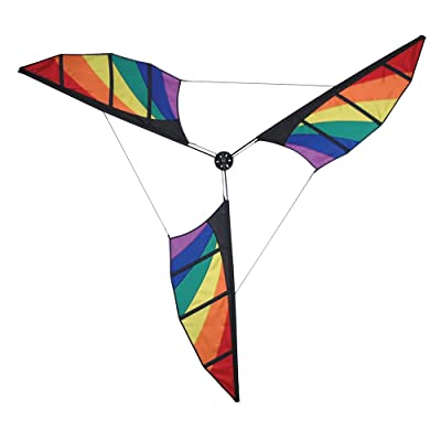 Premier Kites 6.5 Ft Wind Generator - Rainbow: Toys & Games