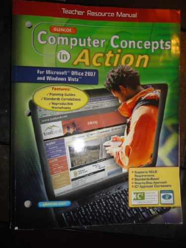 Computer Concepts in Action/Teacher Resource Manual