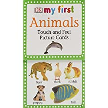 My First Touch & Feel Picture Cards: Animals