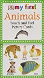 My First Touch and Feel Picture Cards: Animals (My 1st T F Picture Cards)