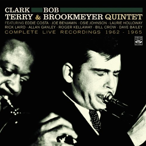 Songs Clark Terry (Clark Terry and Bob Brookmeyer Quintet. Complete Live Recordings 1962-1965)