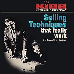 KISS: Keep It Simple, Salesperson