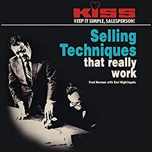 KISS: Keep It Simple, Salesperson Audiobook