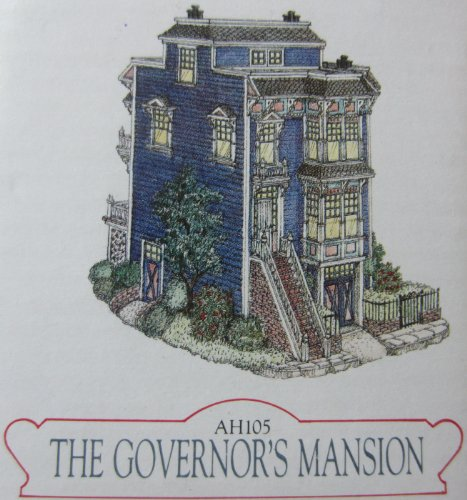 Vintage and collectable Liberty Falls - The Governors Mansion