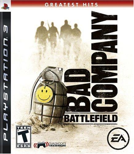 ps3 battlefield bad company - 1
