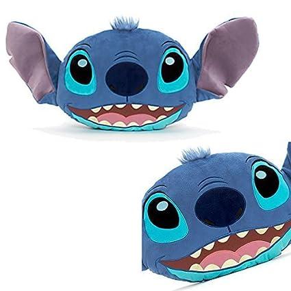 Oficial Disney Lilo & Stitch cara grande suave felpa del ...