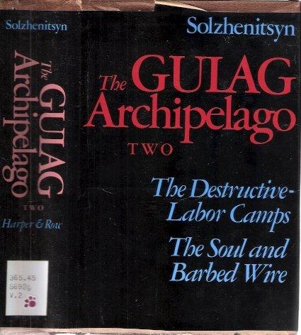 gulag archipelago volume 2 - 3