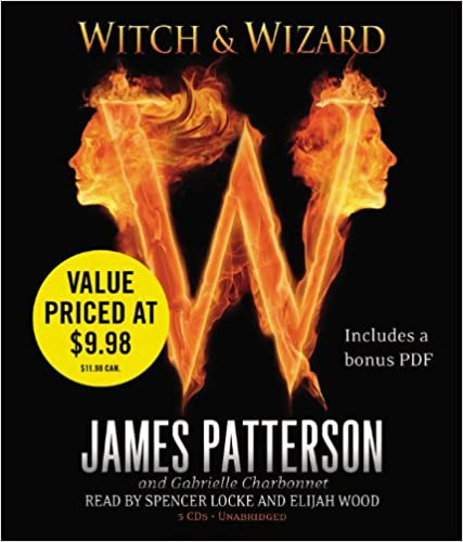 Book Witch & Wizard (Playaway Top Young Adult Picks)