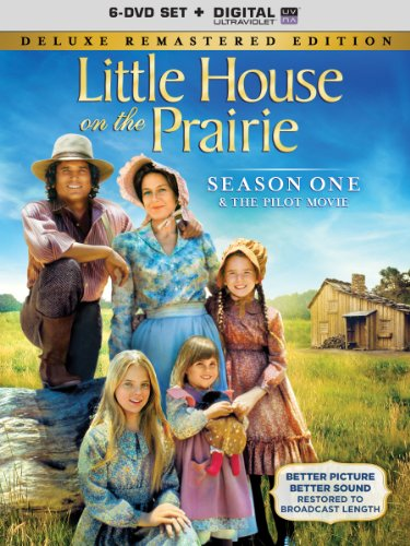 Little House on the Prairie: Season 1 [Deluxe Remastered Edition - DVD + Digital]