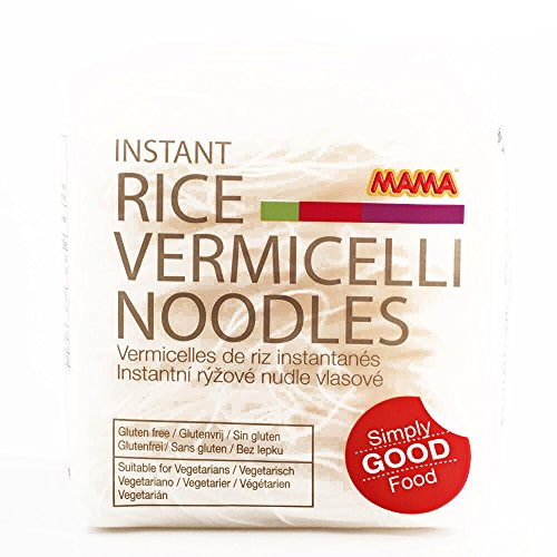 Mama Instant Rice Vermicelli Noodles 7.93 oz each (3 Items Per Order, not per case) ()