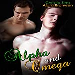 Alpha and Omega: Gay Werewolf Erotica | Christie Sims,Alara Branwen