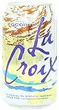 La Croix Coconut Sparkling Water, 12 oz, 8 pk