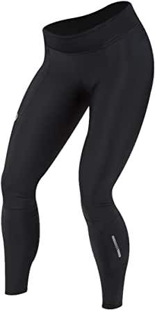 Pearl iZUMi W Pursuit Attack Tights, Black, Large