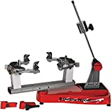 Gamma Progression II 602 Tennis Stringing Machine, Red/Black