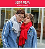 Generic autumn winter _wild_warm_Artificial_cashmere_ knitted Scarf shawl women girls _Korean_style_of new_college-pure_sex_heroes_shawls scarves scarf