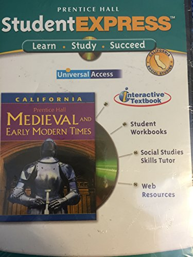 Medieval to early modern times textbook pdf