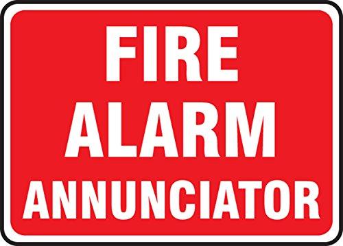 FIRE ALARM ANNUNCIATOR Annunciator Fire Alarm
