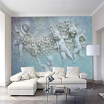 YShasaG Seidenwandbild Custom Any Size Moderne Tapeten Wohnzimmer ...