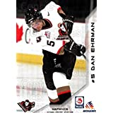 Dan Ehrman Hockey Card 2001-02 Calgary Hitmen #10 Dan Ehrman