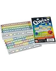 NSV 4033 Qwixx Gemixxt Kubus Spel, met Extra Blokken Set van 2