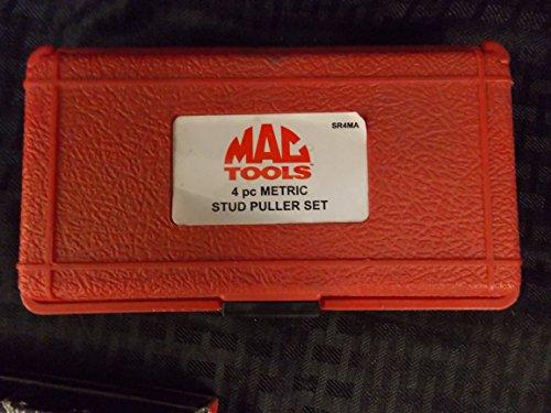 Mac Tools 4 Piece Metric Stud Puller Set, 3/8 Drive 6 - 12MM, Part ()