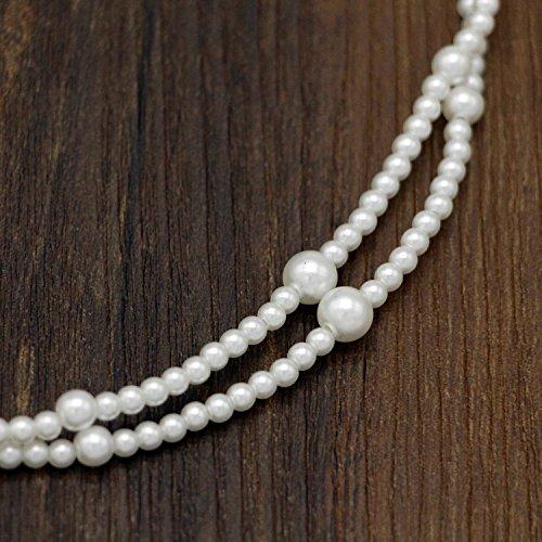 MDRW-Accessoires De Cheveux De Mariée En Épingle À Cheveux/Mariage/fête/femme des robes des perles des perles rubans ornements pour