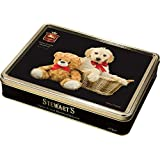 400g Shortbread Black Collection - Furry Friends