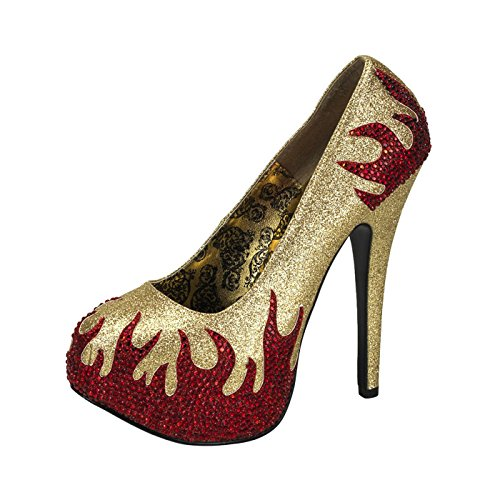 Bordello - The Ulitimate Seduction Plateau Pumps Teeze-27