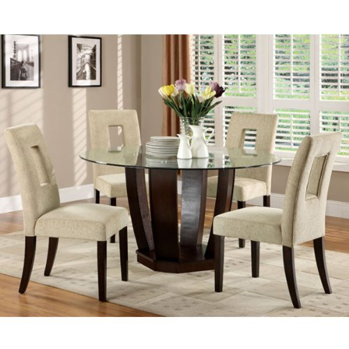 West Palm 5 Piece Dining Table Set