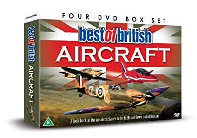 Best of British Aircraft [DVD] [Import]