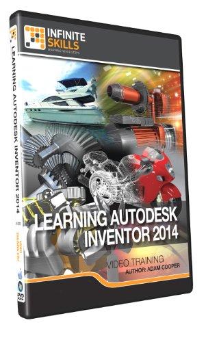 Learning Autodesk Inventor 2014 - Training DVD
