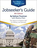 img - for Jobseeker's Guide 8th Ed: Ten Steps to a Federal Job for Military Personnel and Spouses book / textbook / text book
