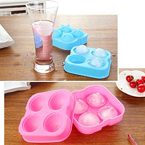 Ice Cube Whiskey Ice Cube Ball Maker Mold Suit for Chocolate in Summer Mould
