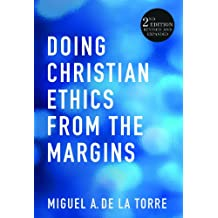 Doing Christian Ethics from the Margins--Second Edition